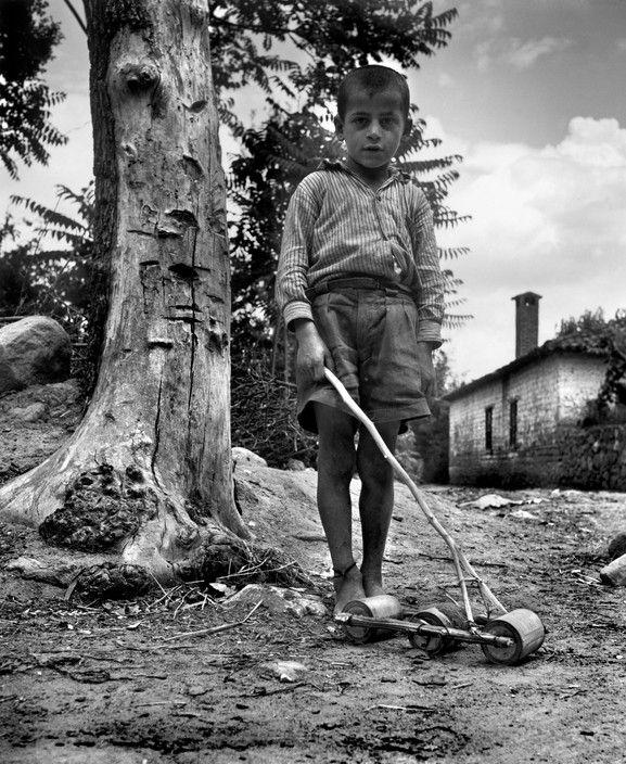 David Seymour  GREECE. 1948