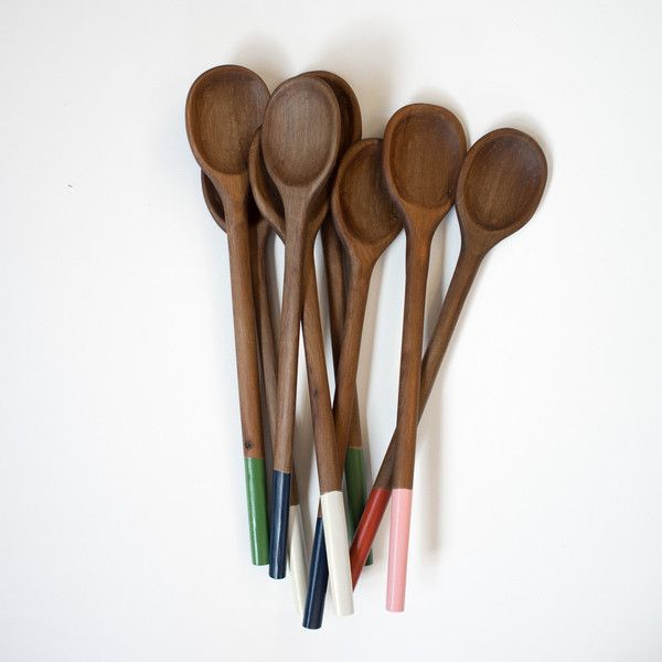 Wooden Spoon   Large   MEKKA