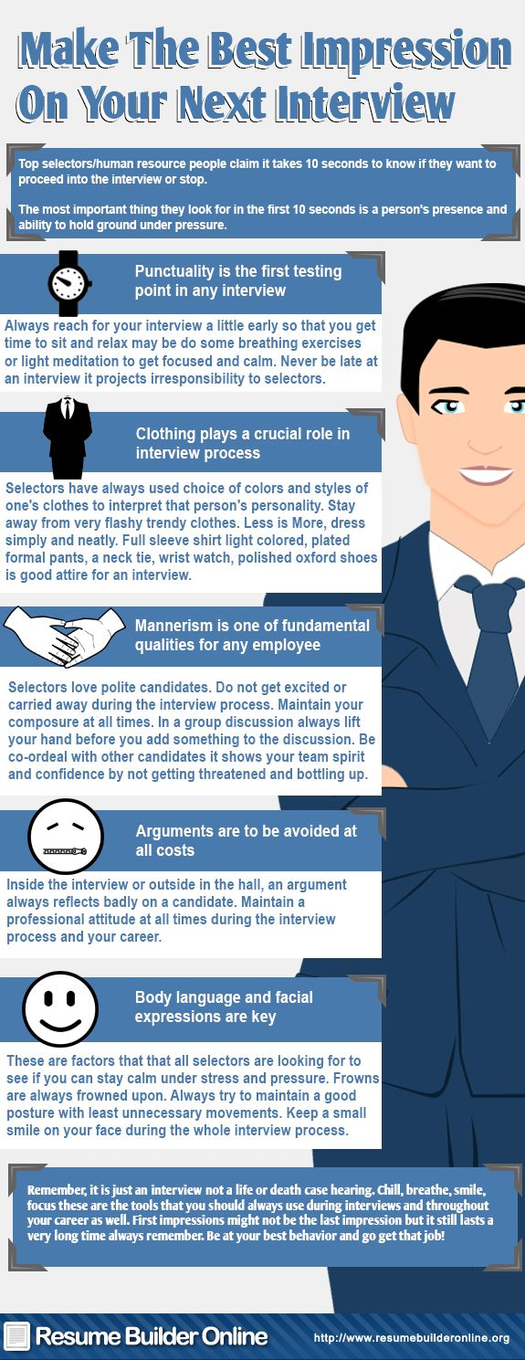 make the best impression on your next interview - The Best Job Interview Tips You Can Get