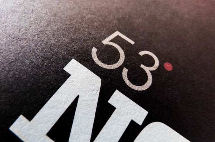 NOMA 53 Branding - Siren was responsible for the international launch and rollout of the new brand