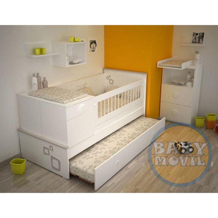 CUNA FUNCIONAL LA VALENZIANA MOD. MODENA - Cuna Funcional - Cunas y Camas - - Baby Movil