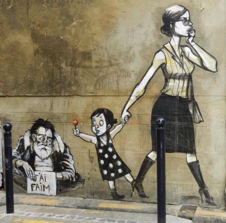 302 best street art images on pinterest street art. Black Bedroom Furniture Sets. Home Design Ideas