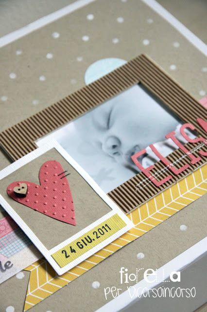 DI CORSO IN CORSO scatola dei ricordi più mini album