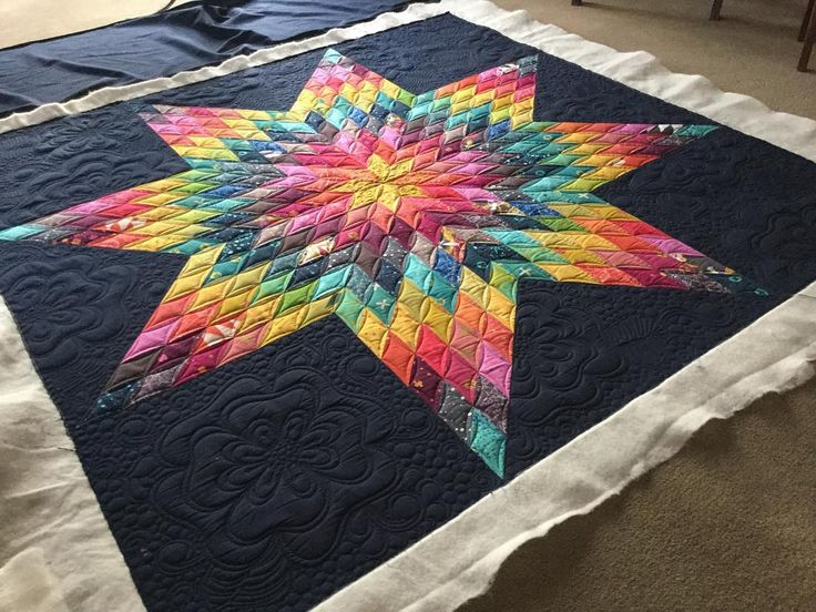 Lone Star Quilt Pattern Queen Size : 1838 best images about Lone Star Quilt Variations on Pinterest Antique quilts, Quilt and Bethlehem
