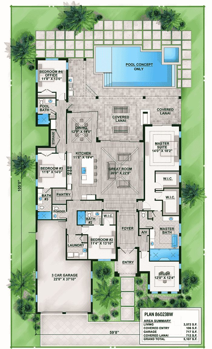 588 best floor plans images on pinterest Outdoor living floor plans