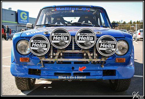 Lada rally car 02