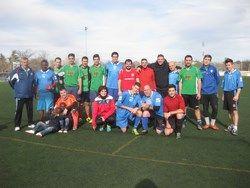"""Club Deportivo Móstoles Sur celebra un """"Partido por la amistad"""""""