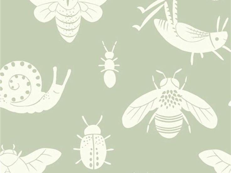 Birch Organics - Acorn Trail - Bugs Tonal Mint