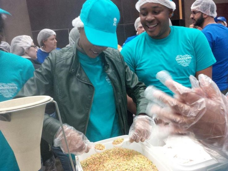 #do67minutes for #MandelaDay at the Sandton Convention Centre. Picture:  @sizwe_troy