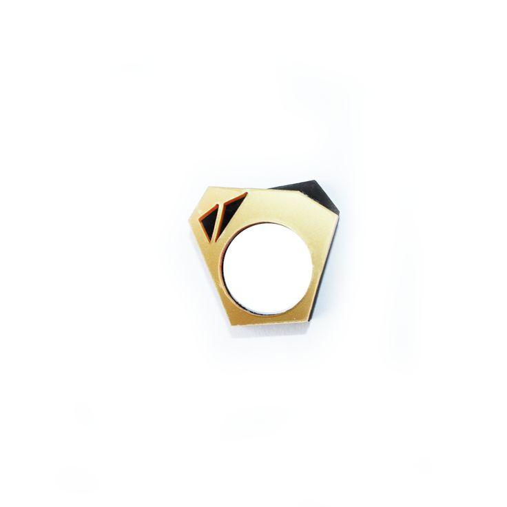 cut diamond ring