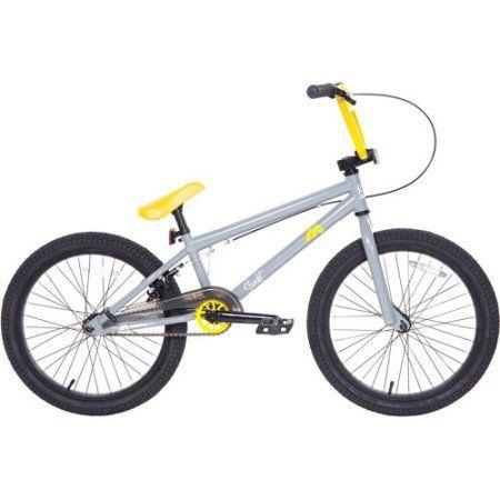 20 inch Mirraco Mirra Sankt Boys' Bike, Gray