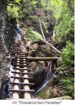 Wanderberichte-Slowakei