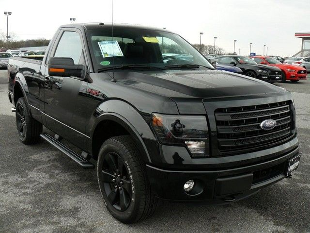 2014 Ford F 150 Tremor For Sale 0 Small Pickup Trucks New