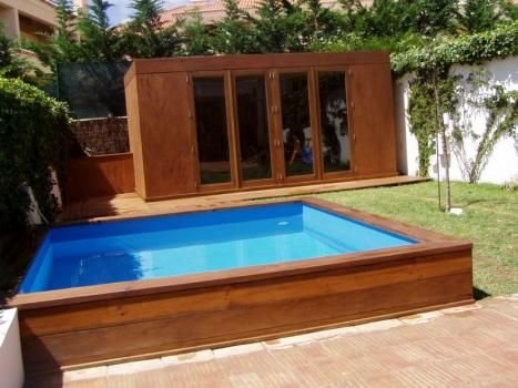 11 best Piscinas pequenas images on Pinterest Play areas, Petite