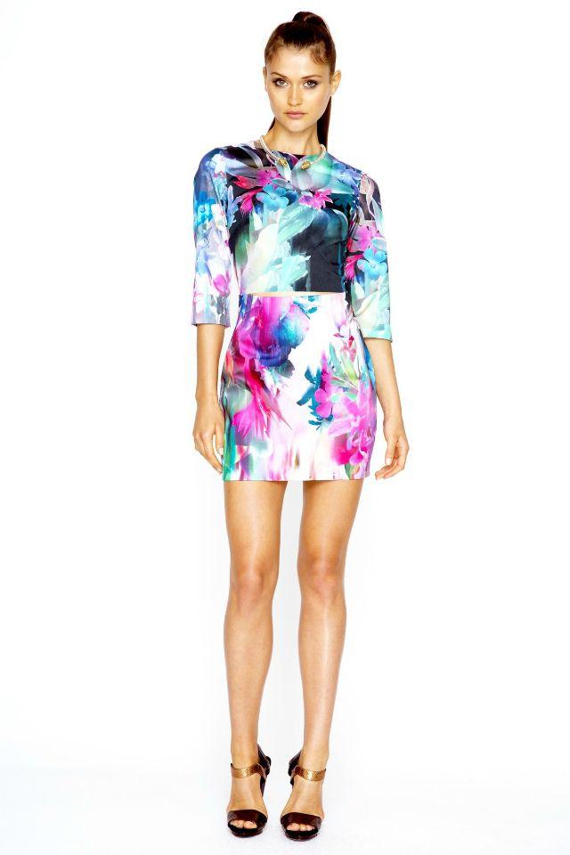 Talulah New Beauty Dress AUD$220.00 available at www.carouselbondi...
