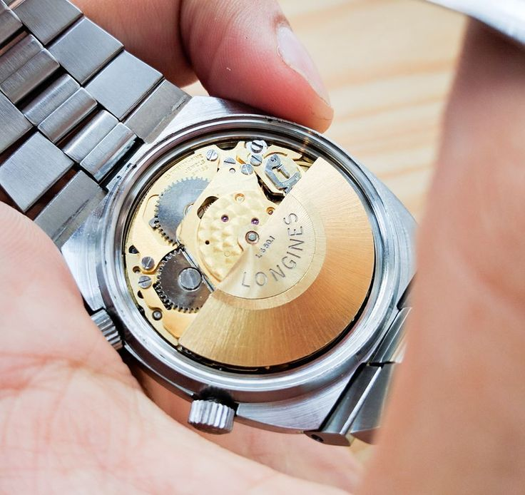 Longines AS 5008 movement Like it or love it?