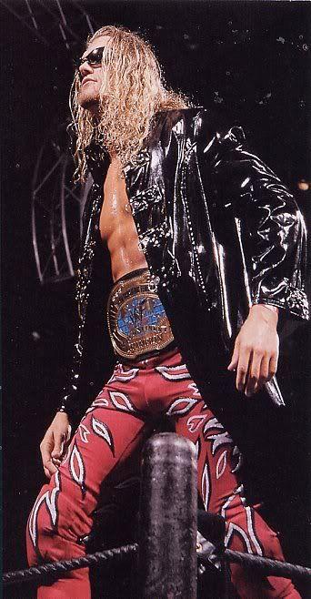 WWF Intercontinental Champion Edge