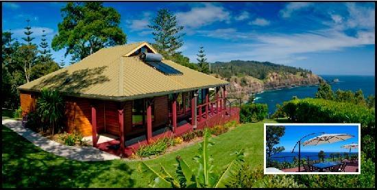 Forrester Court Clifftop Cottages Norfolk Island