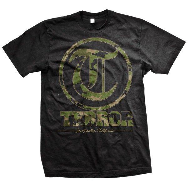 Camo (Black) T-Shirt