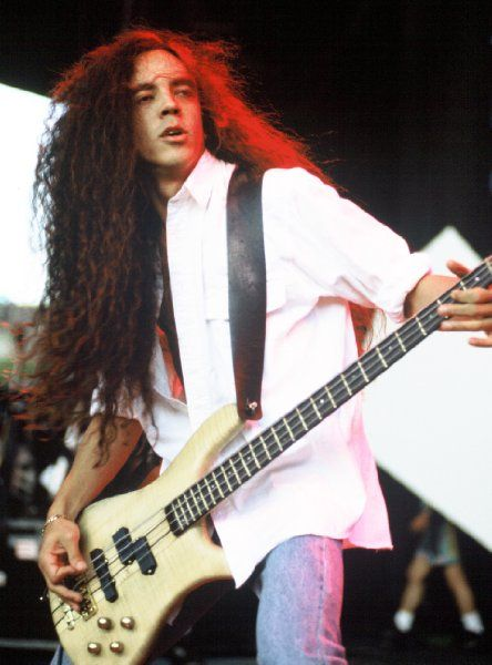 Mike Inez of Alice in Chains