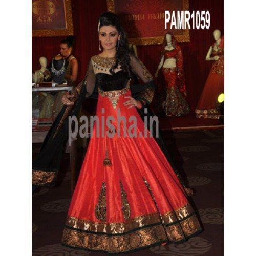 Indian Bollywood Designer Anarkali Salwar Kameez Suit Kurta Wedding Bridal