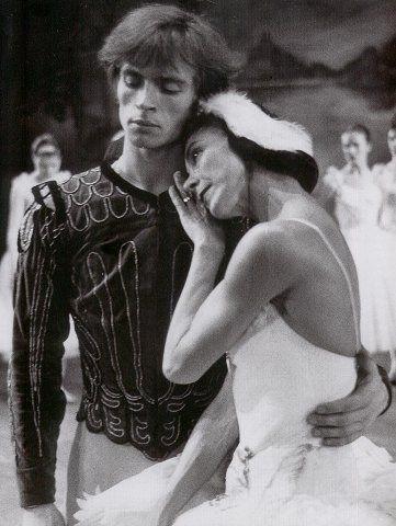Ballet dancers Rudolf Nureyev and Margot Fonteyn, 1960s