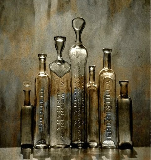 About Old Bottles