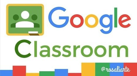 Tutorial completo de Google Classroom para profesores | InEdu | Scoop.it