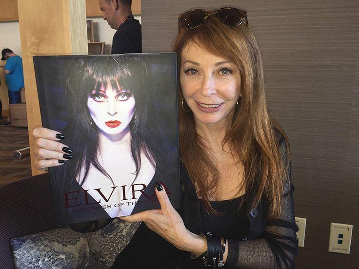 Evolution Of Elvira: Mistress Of The Dark In Photos! « K