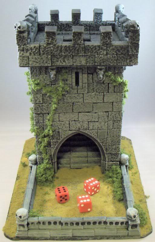LuckyJoe's Place: Mark's Dice Tower