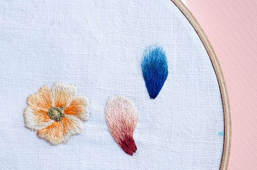 needlepainting embroidery