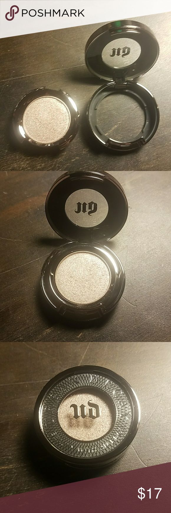 Urban Decay - Midnight Cowboy Rides Again Pale beige with silver glitter - Shimmer - Vegan - Sparkle (Lightly used) Urban Decay Makeup Eyeshadow