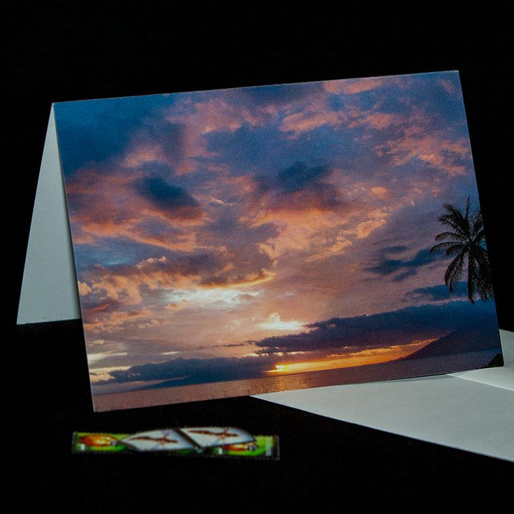 """""""There's never one ... sunset the same."""" ~Carlos Santana. Buy now while they last! Quality photo greeting cards available here: https://www.etsy.com/ca/shop/TanyaDeLeeuwPhoto?ref=hdr_shop_menu Please <3 and repin! Thanks!"""