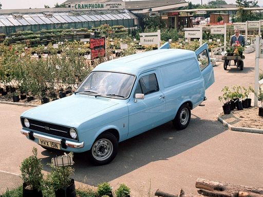 Ford Escort Van (1975) Maintenance/restoration of old/vintage vehicles: the material for new cogs/casters/gears/pads could be cast polyamide which I (Cast polyamide) can produce. My contact: tatjana.alic@windowslive.com