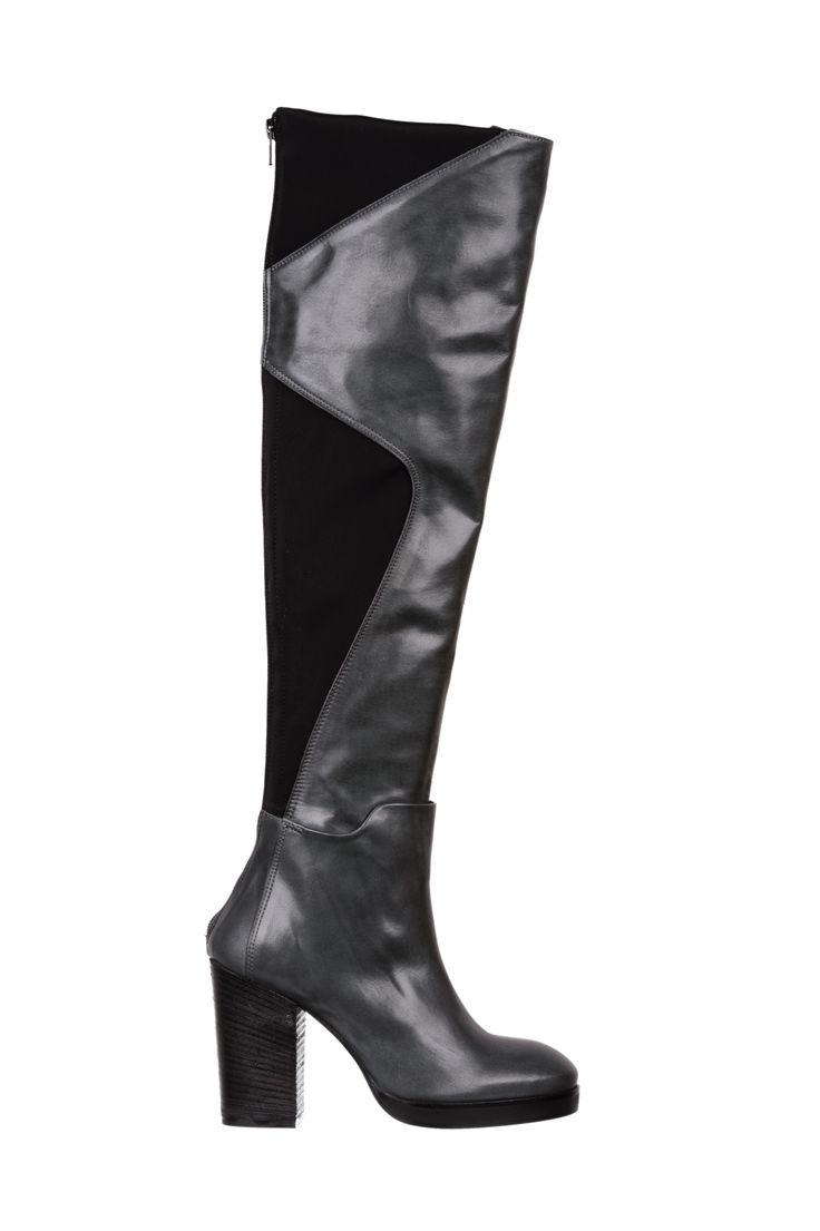 knee high boots - fiorifrancesi
