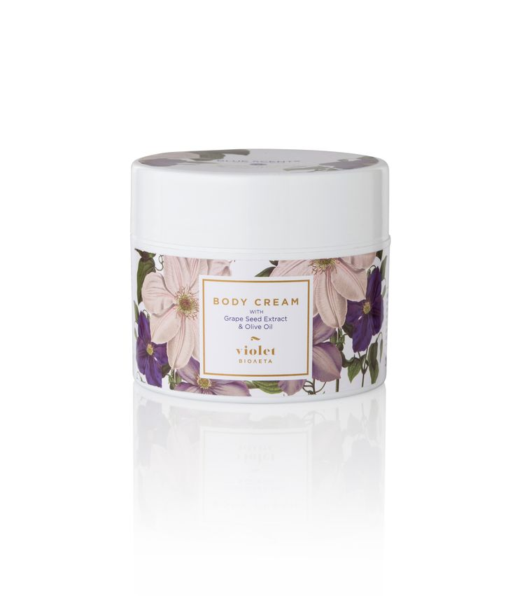 Blue Scents Body Cream Violet