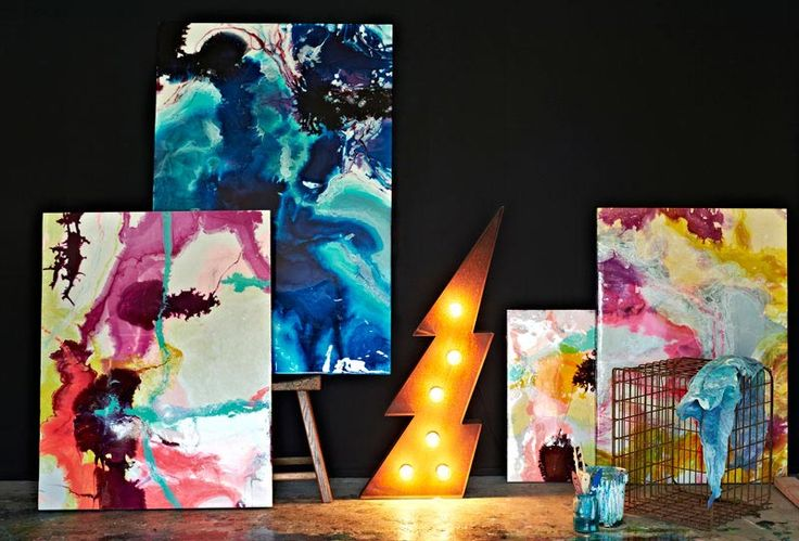 • Art • #meganweston #art #bright