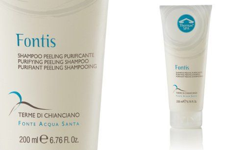 ALFAPARF Thermae Spa Fontis Purifying Peeling Shampoo for Unisex, 6.76 Ounce -- You can get more details by clicking on the image.