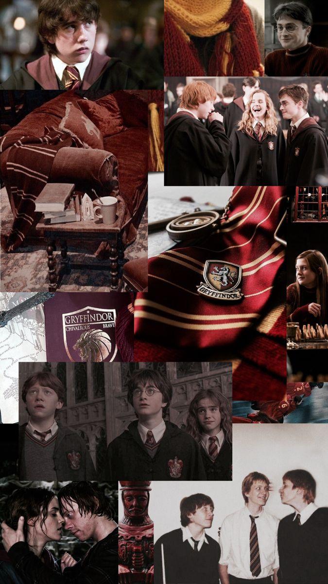 Harry Potter Gryffindor Aesthetic Wallpaper Gryffindor Aesthetic Harry Potter Images Harry Potter Wallpaper