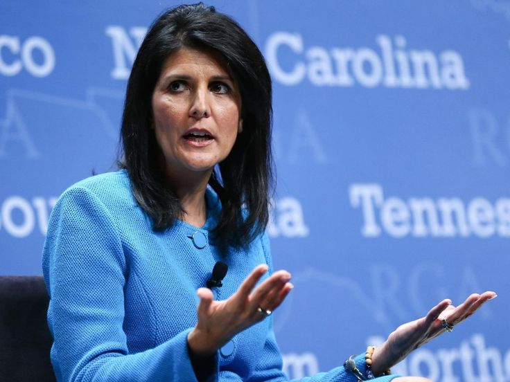 There were five major failures in Nikki Haley's response to President Obama's State of the Union that left many Americans rather puzzled.