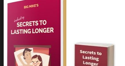 http://ift.tt/2sf0QMG ==>Secrets to Lasting Longer Review - Big Mike's Program / how to last longer in bedhow to last longer in bed : http://ift.tt/2rFD4w9  Secrets to Lasting Longer Review About Secrets To Lasting Longer This is an online guide available on instant download only after purchasing its membership. There are many useful methods given inside this online guide to help men boost their sex power so they can satisfy their lady on bed. The reward they achieve is ultimate and their…
