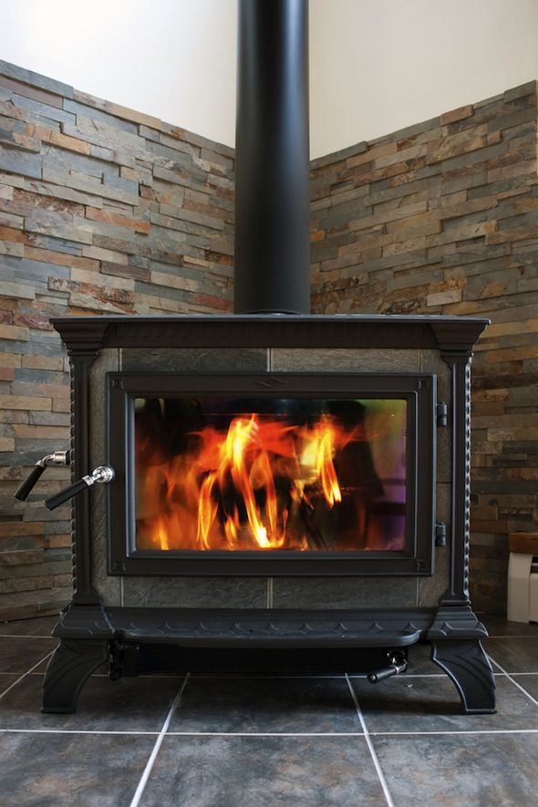 Tile Design Behind Wood Stove Stoves These Are The Most Common E Heaters In 2018 Home