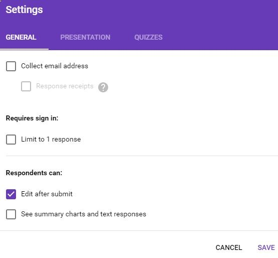 What is Google Forms? Google Forms is a free, flexible online survey tool that is hosted online by Google.  It is free to use for anyone with a Google account (such as a gmail account), which is also free.  Users can send their info without creating an account, and they can even modify their info…