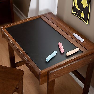 ребенок стола доска стул комплект ДЕТСКИЙ стол школа арт играть развивающий деревянный для хранения