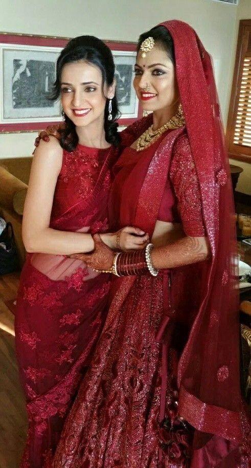 drashti on her marriage with her bestie sanaya