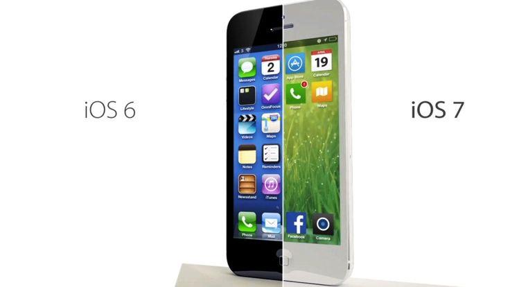 IOS7 Siap di Unduh (Link Download)