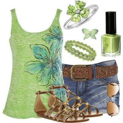 LOLO Moda: Springy women outfits 2013