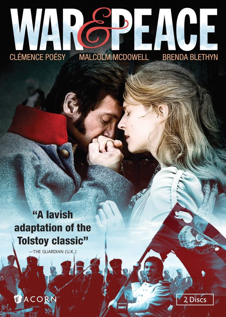 War and Peace:  Clémence Poésy, Alessio Boni, Alexander Beyer, Malcolm McDowell, Brenda Blethyn, Robert Dornhelm: Movies & TV