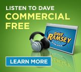 Dave Ramsey has a radio show plus a website.  Excellent sources for financial advice.