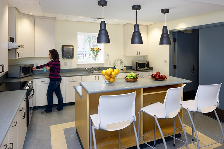 Christopher Newport University 39 S Warwick Residence Hall Kitchen Glav Holmes Architecture